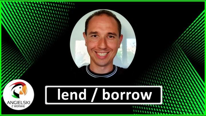 borrow lend