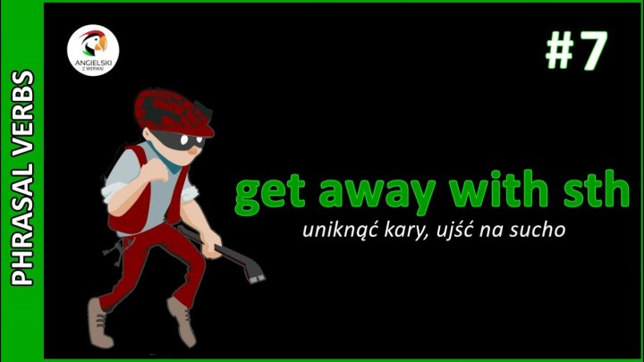 get away with sth