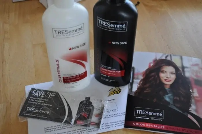 Bzzing About Tresemme Revitalize