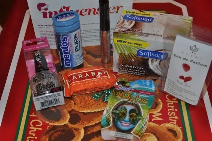 Influenster Holiday VoxBox