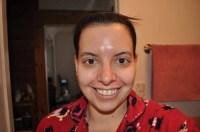 Clean Face before Montagne Jeunesse Face Masks