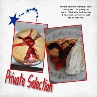 Private Selection Pie