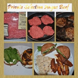 Private Selection Angus Beef Meal