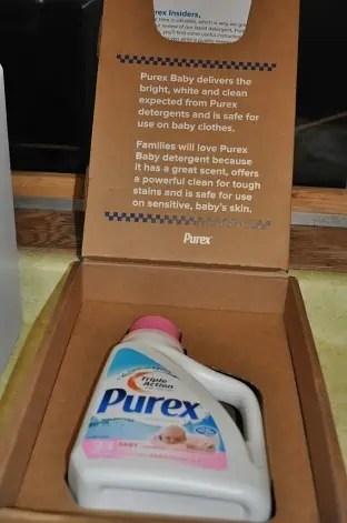 Purex Baby Detergent Giveaway
