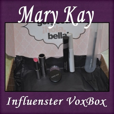 Fun with Mary Kay with an Influenster VoxBox