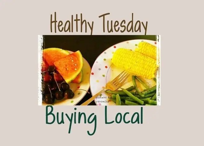 Healthy Tuesday – Buying Local Food