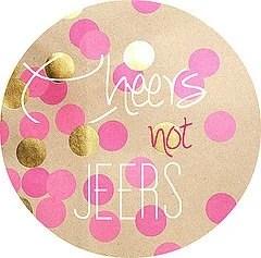 Cheers not Jeers