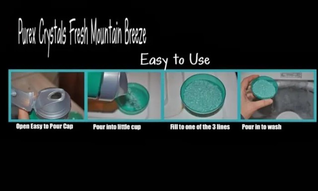 Purex Crystals Fresh Mountain Breeze Review & Giveaway - Giveaway Ends 2/6/14