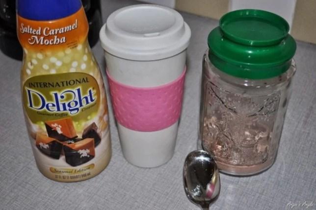 My Coffee fixings