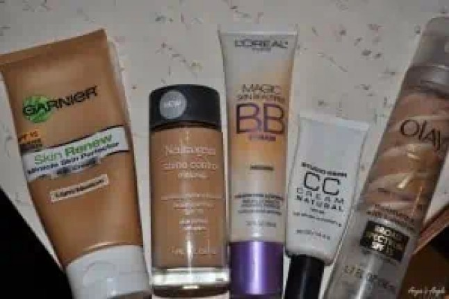 Routine of my Makeup - Face CoverUp