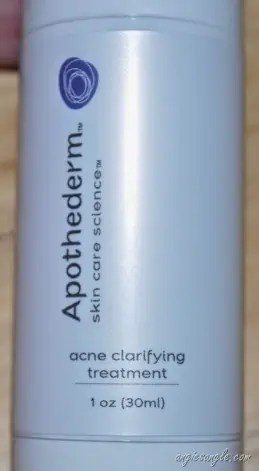 Makeup Monday–Getting Clear Skin with Apothederm with Giveaway ends 4/21/14