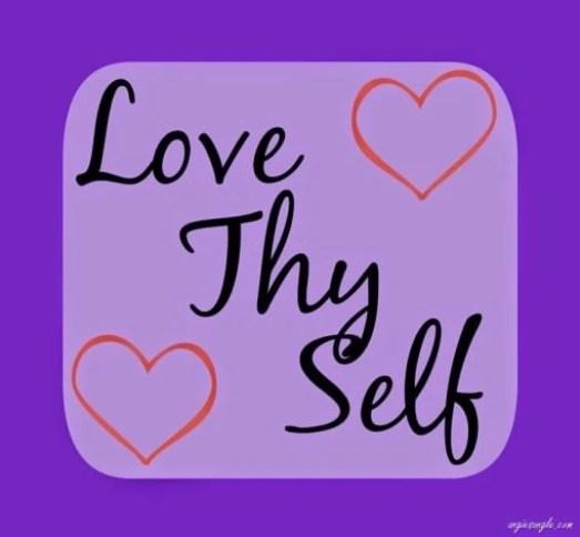 Love Thy Self Posts