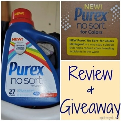 Purex No Sort for Colors Detergent