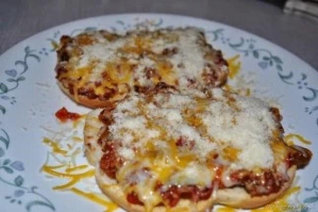 Day 120 - Spaghetti Sauce Toast