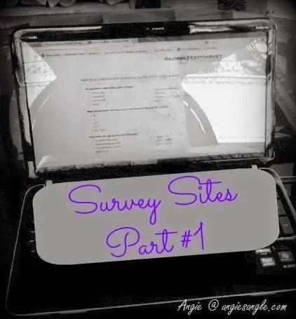 Survey Sites Online #1