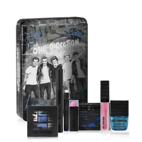 One Direction Makeup Line Giveaway #makeupby1D #thelookscollection #markwins#ilovemakeupby1D