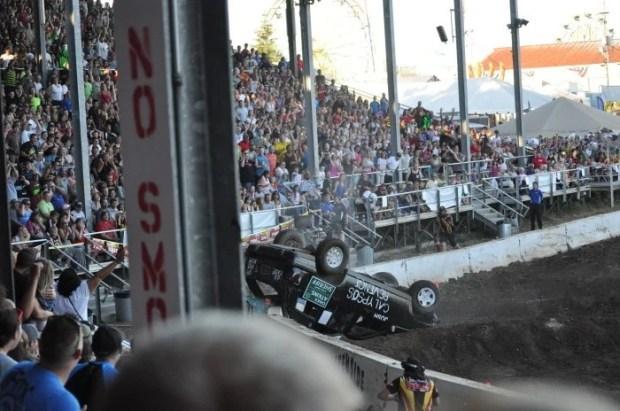Clark County Fair 2014 - Tuff Trucks - Vancouver, WA (7)