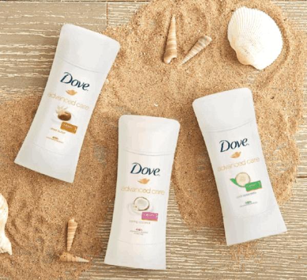 Dove Sleeveless Summer Challenge