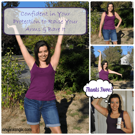 Feeling Confident with Dove Advanced Care Deodorant #Sponsored #MC #SleevelessSummerSweeps
