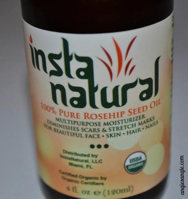 InstaNatural Rosehip Oil