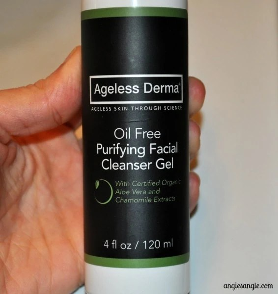 Ageless Derma Oil Free Purifying Facial Cleanser Gel (1)