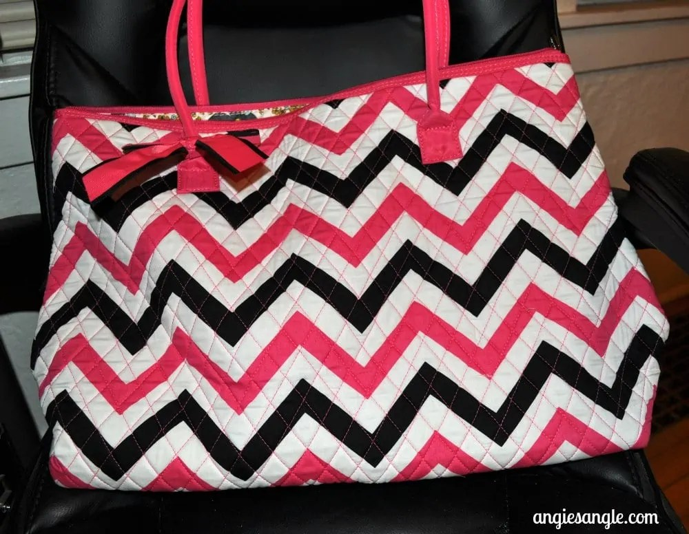 5 Reasons You Need a Sass N Frass Tote #HolidayGiftGuide