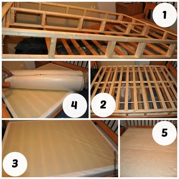 The Set Up and Comfort of our New Bed – Dynasty Mattress