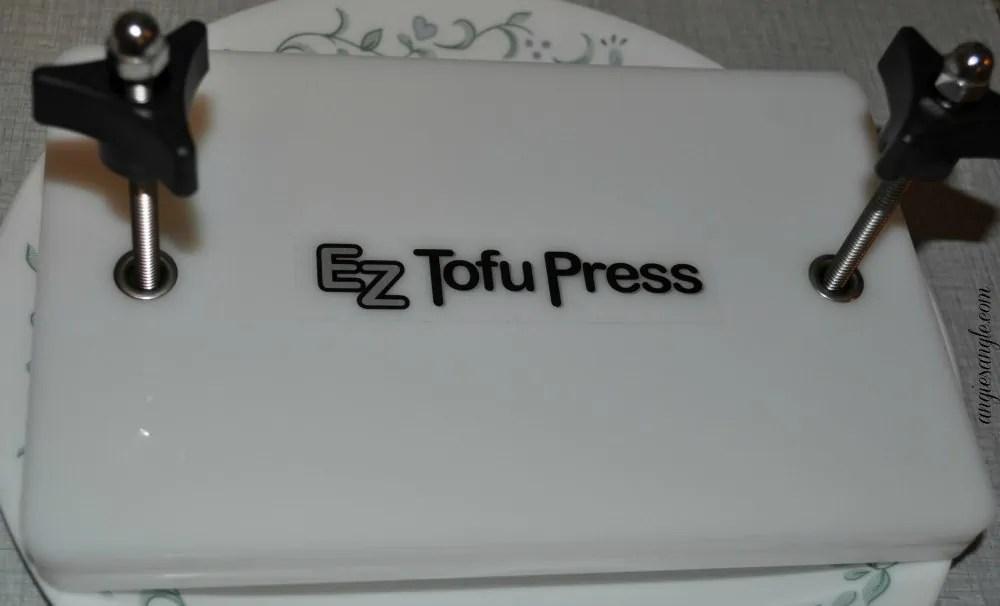 EZ Tofu Press - Opening