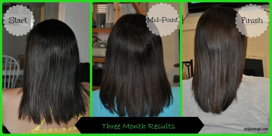 Beauty Monday: Final Results with System Hinoki #hinokioil