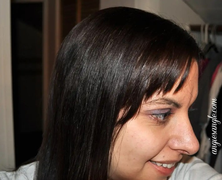 InStyler - After Styling Side View