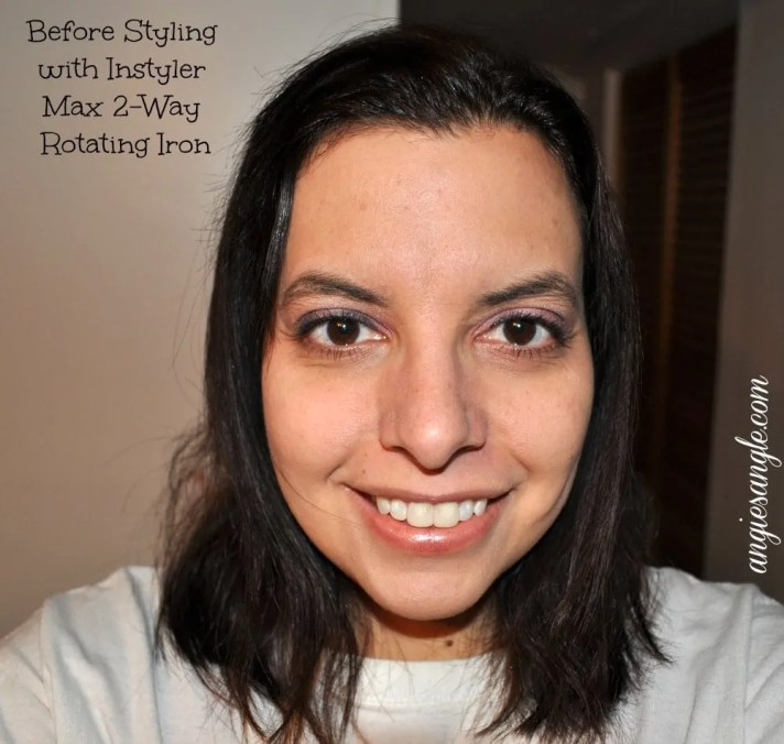 InStyler - Before Styling