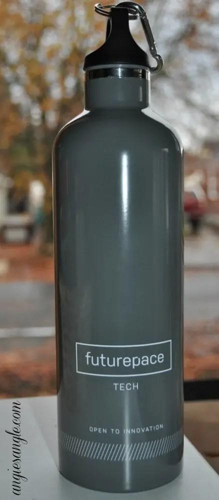 Insulated Drinking Bottle #HolidayGiftGuide