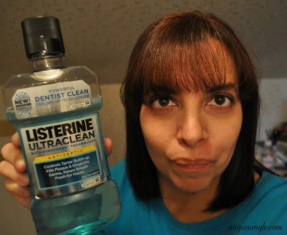 Listerine UltraClean - Swish Swish