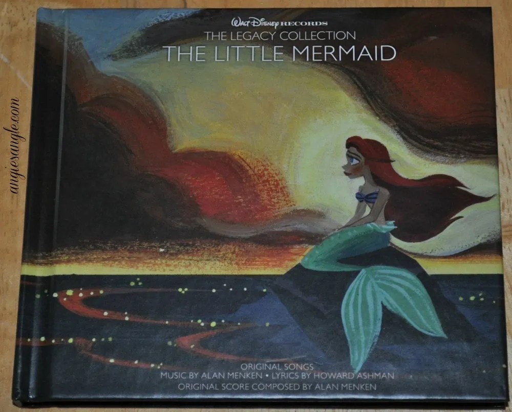 The Little Mermaid CD Collection - Cover
