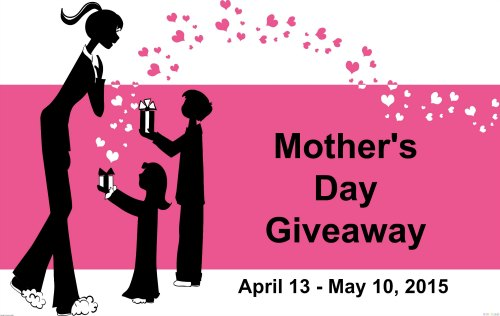 Mother's Day Giveaway #giveaway ends 5/10 #MDG0415