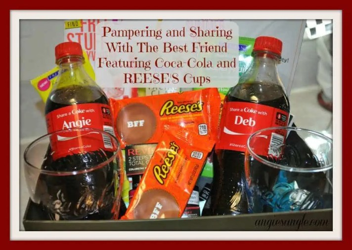 Pampering and Sharing With The Best Friend - Hero