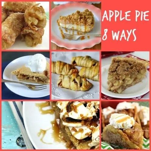 Apple Pie 8 Ways