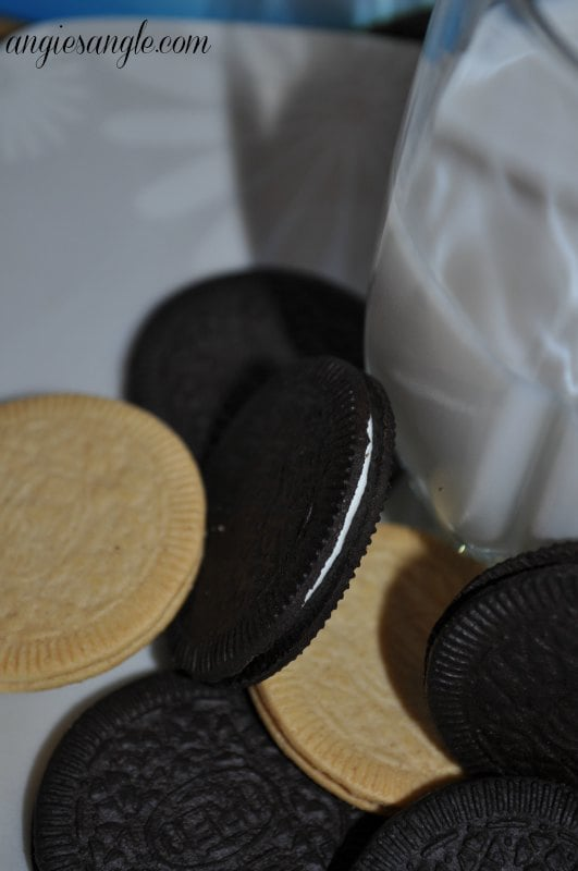 Catch the Moment 365 - Day 312 - OREO Thins Close Up