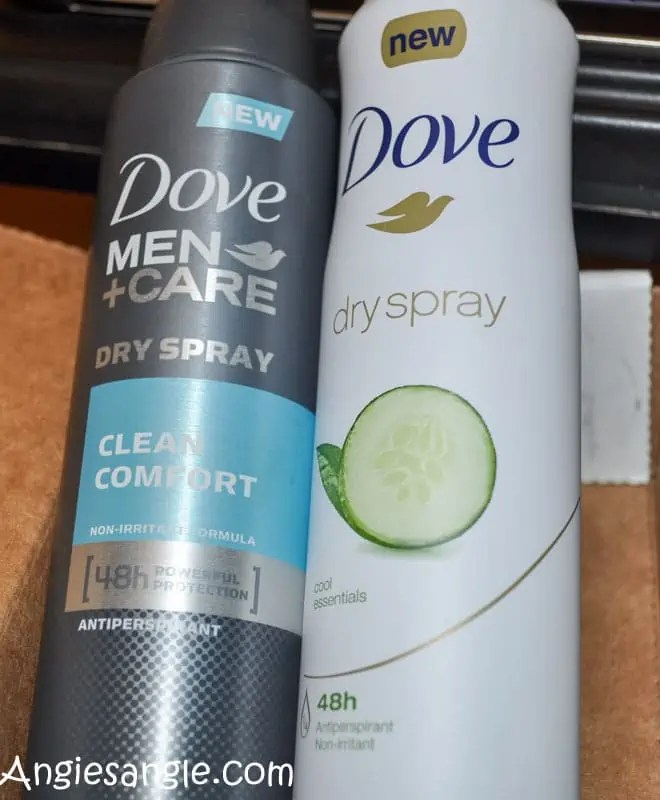 Catch the Moment 365 - Day 317 - Dove Sprays from Influenster