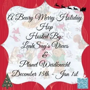 a beary merry holiday hop