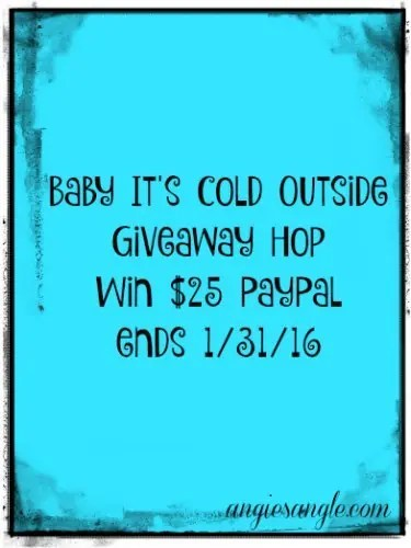 Baby Its Cold Outside Giveaway Hop