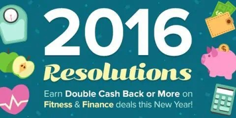 Fulfill your New Years Eave Resolution with Swagbucks!