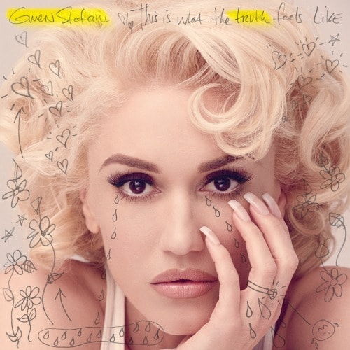 Gwen Stefani Target Album Cover