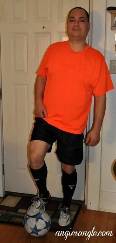 Vetra Soccer Socks - Standing Full