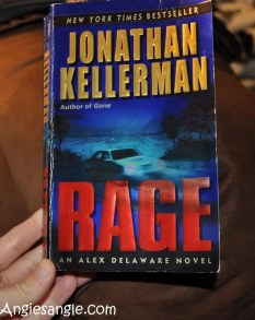 Catch the Moment 366 Week 17 - Day 116 - Current Book Rage