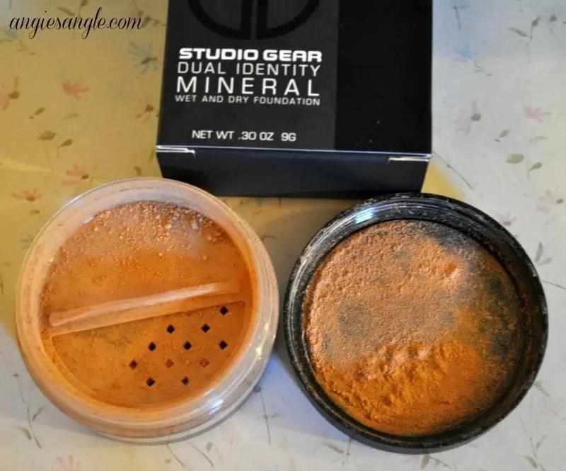 Stunning Results Using Studio Gear Mineral Wear #BeautyMonday