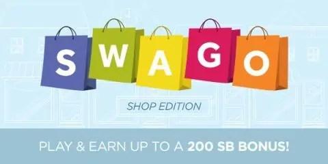 Swagbucks Swago Shopping Edition