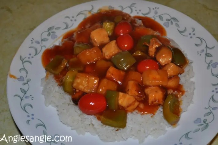 How To Make A Comfort Food of Sweet n Sour Chicken (13)