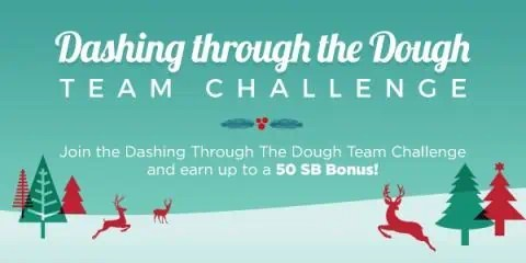 Dashing Through the Dough with Swagbucks