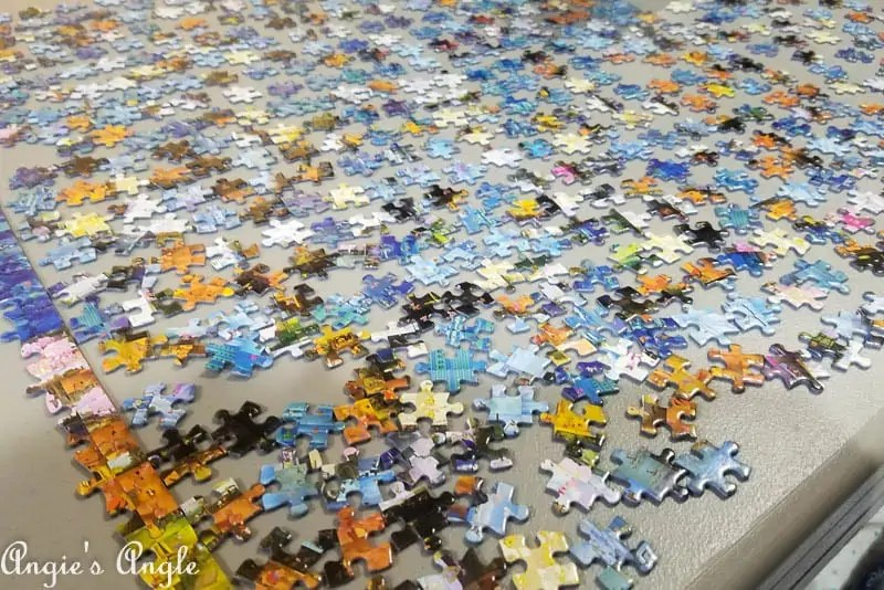 2017 Catch the Moment 365 Week 3 - Day 21 - Puzzle Pieces